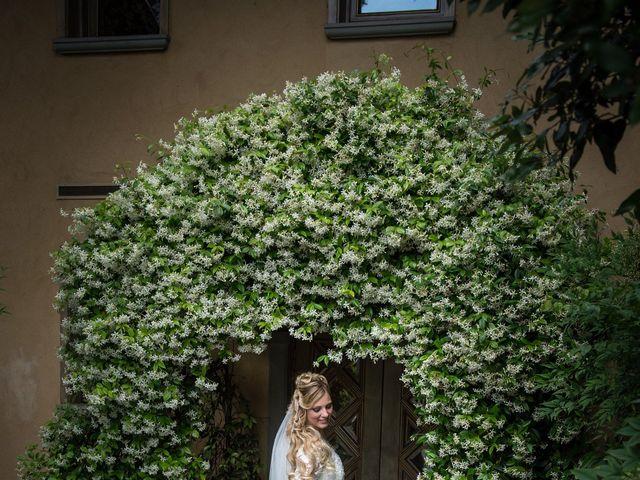 Il matrimonio di Alex e Silvia a Albino, Bergamo 36