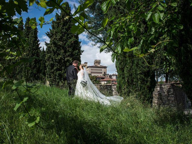 Il matrimonio di Alex e Silvia a Albino, Bergamo 39