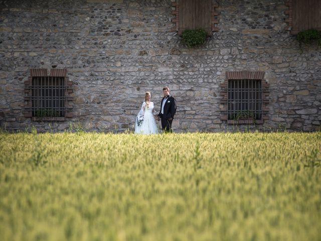 Il matrimonio di Alex e Silvia a Albino, Bergamo 40