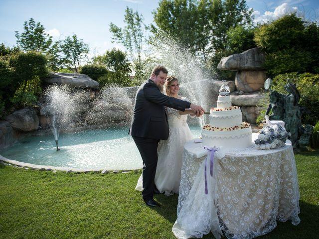 Il matrimonio di Alex e Silvia a Albino, Bergamo 41