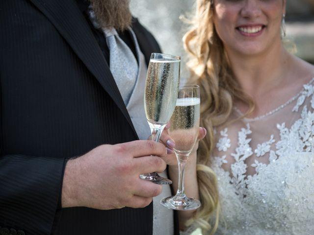 Il matrimonio di Alex e Silvia a Albino, Bergamo 43