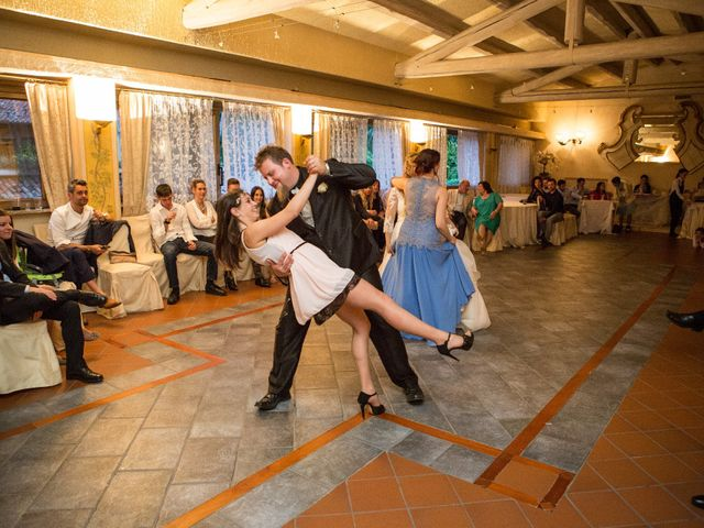 Il matrimonio di Alex e Silvia a Albino, Bergamo 45