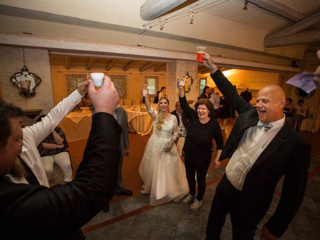 Il matrimonio di Alex e Silvia a Albino, Bergamo 47