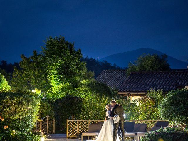 Il matrimonio di Alex e Silvia a Albino, Bergamo 48
