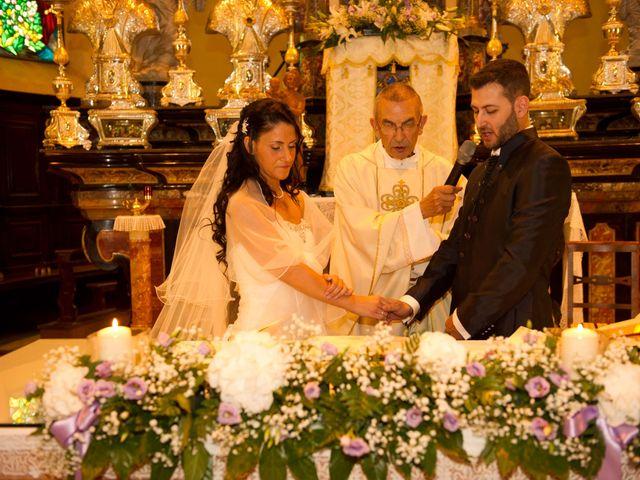 Il matrimonio di Matteo e Sarah a Magnago, Milano 1