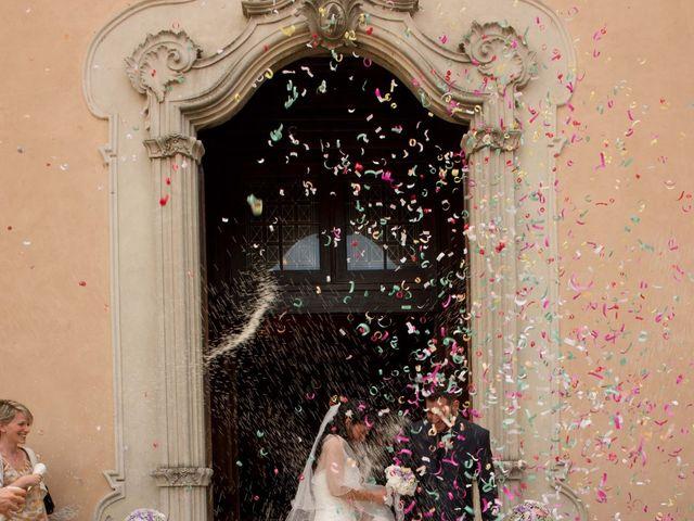 Il matrimonio di Matteo e Sarah a Magnago, Milano 3