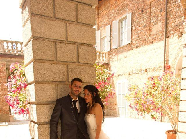 Il matrimonio di Matteo e Sarah a Magnago, Milano 5