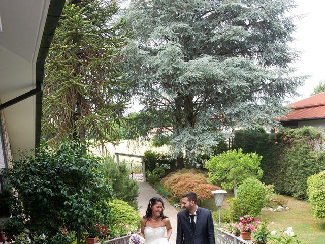 Il matrimonio di Matteo e Sarah a Magnago, Milano 6