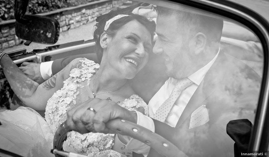 Il matrimonio di Sebastiano e Carmen a Lumezzane, Brescia