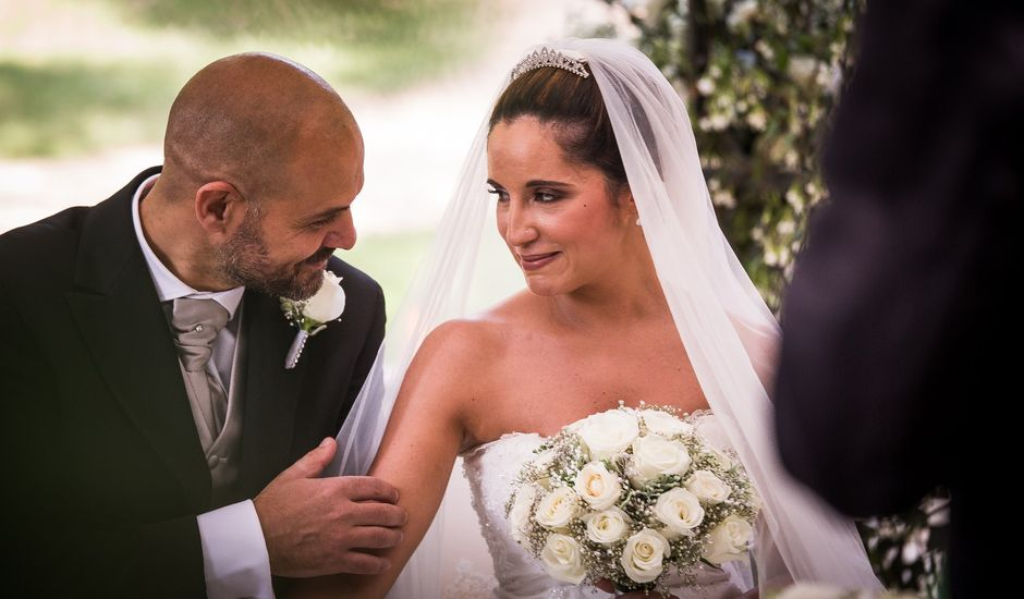 Il matrimonio di Andrea e lara a Roma, Roma