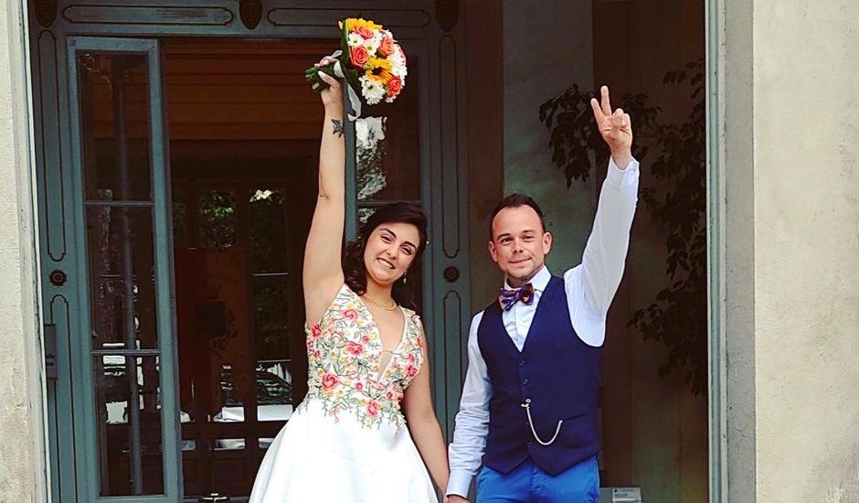 Il matrimonio di Andrea e Silvia  a Castellanza, Varese