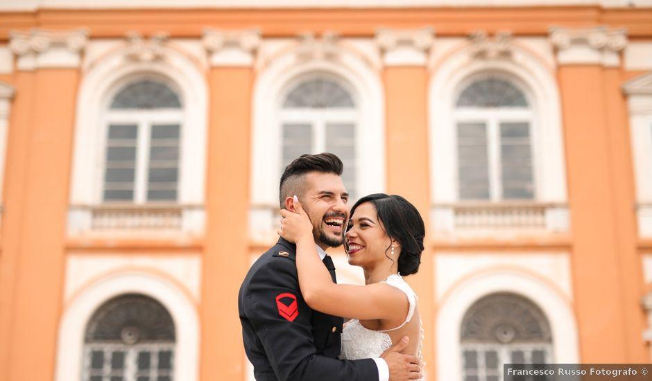 Il matrimonio di Rocco e Caterina a Macerata Campania, Caserta