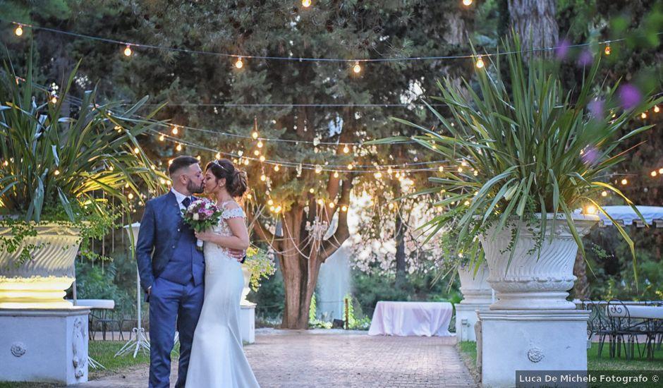 Il matrimonio di Maria e Alessio a Foggia, Foggia