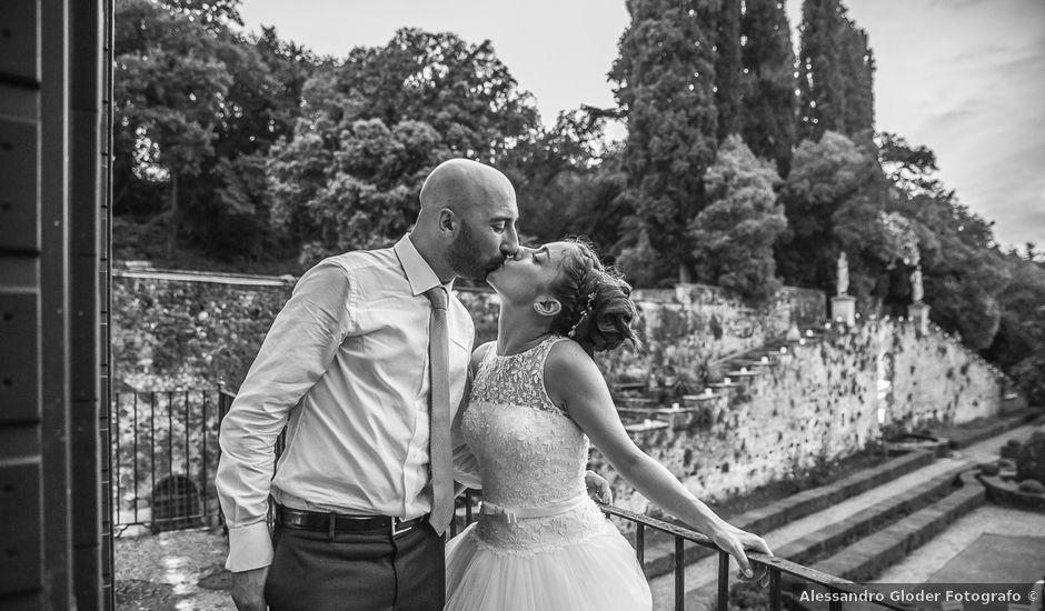 Il matrimonio di Davide e Valentina a Verona, Verona