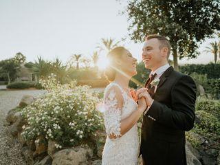 Le nozze di Caterina e Salvatore