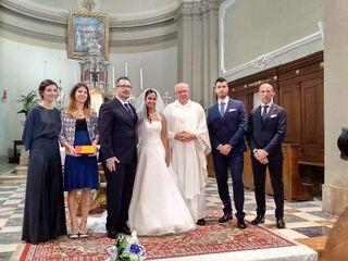 Le nozze di Bhagyashree  e Gabriele  2