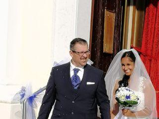 Le nozze di Bhagyashree  e Gabriele  3