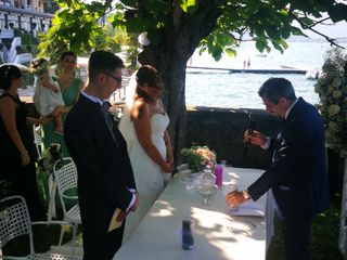 Le nozze di Stefania  e Claudio  1