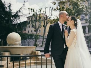 Le nozze di Anastasia e Matteo