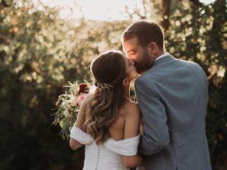 Le nozze di Tom e Giulia