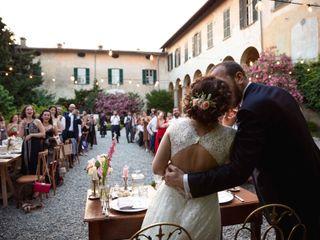 Le nozze di Fabrizia e Jacopo