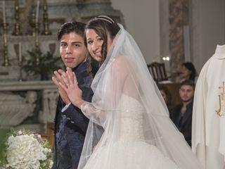 Le nozze di Chiara e Vito