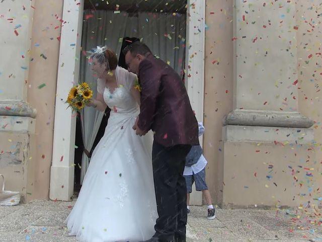 Le nozze di Luana e Mauro