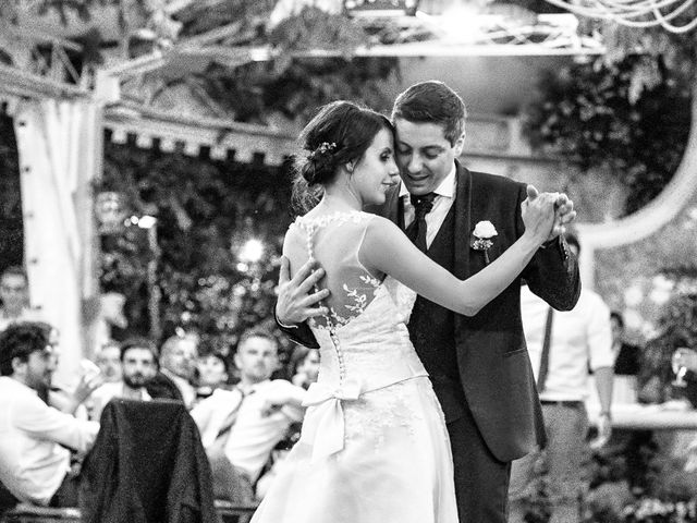 Le nozze di Jessica e Nicola