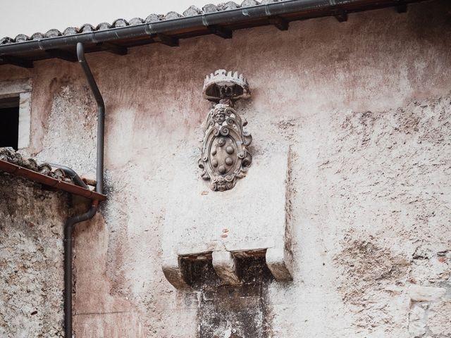 Il matrimonio di Graig e Clare a Calascio, L'Aquila 3