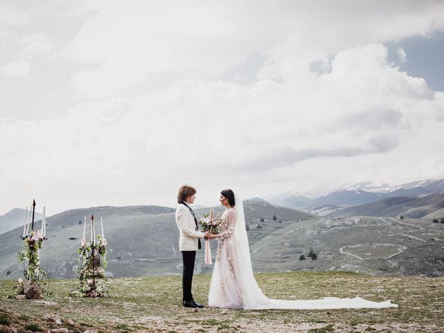 Il matrimonio di Graig e Clare a Calascio, L'Aquila 52