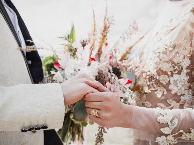 Il matrimonio di Graig e Clare a Calascio, L'Aquila 54
