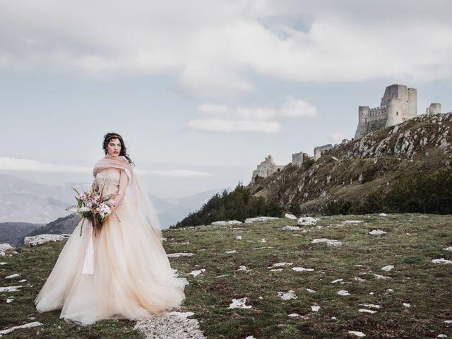 Il matrimonio di Graig e Clare a Calascio, L'Aquila 57