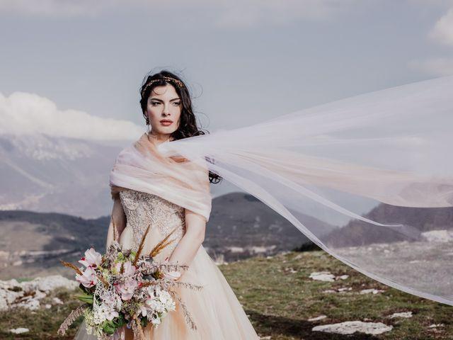 Il matrimonio di Graig e Clare a Calascio, L'Aquila 59