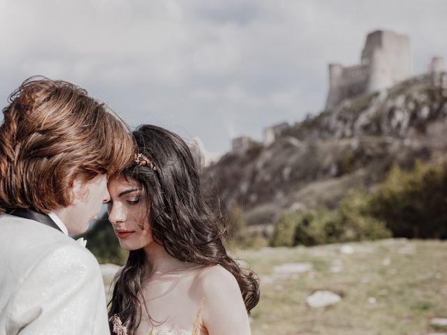 Il matrimonio di Graig e Clare a Calascio, L'Aquila 63