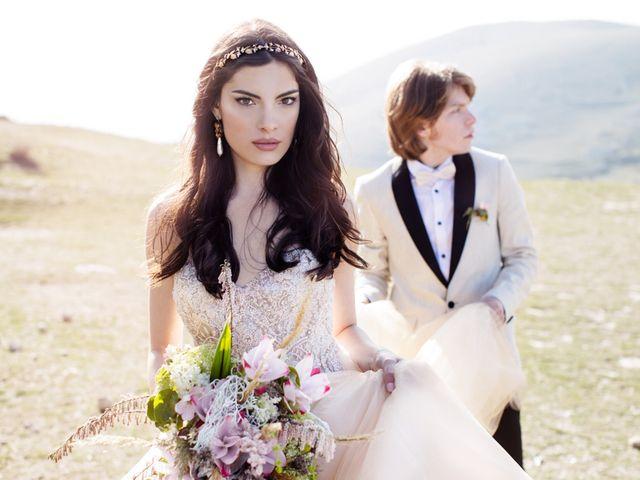 Le nozze di Clare e Graig