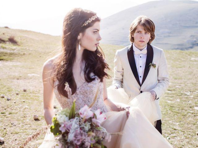 Il matrimonio di Graig e Clare a Calascio, L'Aquila 69