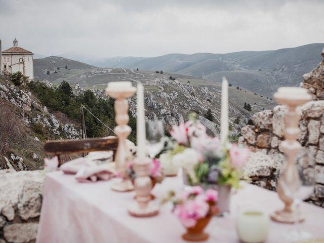 Il matrimonio di Graig e Clare a Calascio, L'Aquila 80