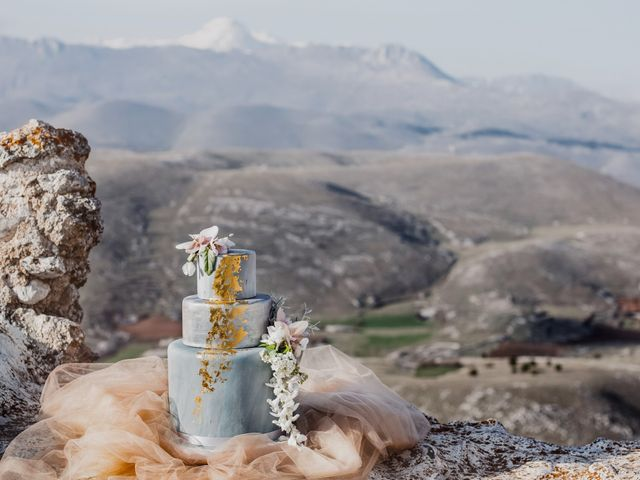 Il matrimonio di Graig e Clare a Calascio, L'Aquila 91