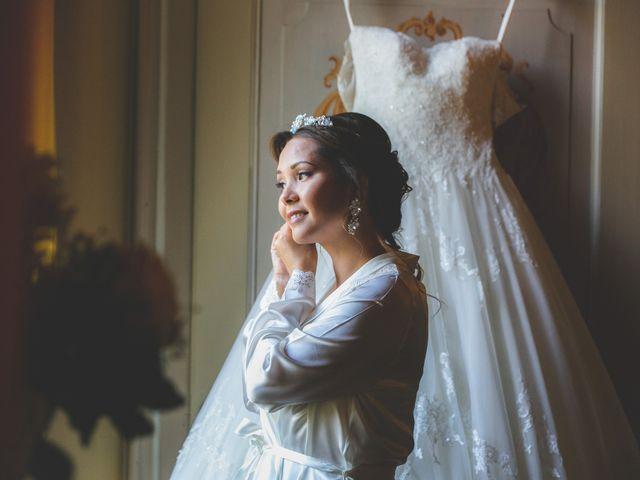 Il matrimonio di Marco e Aida a Imbersago, Lecco 5