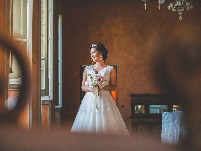 Il matrimonio di Marco e Aida a Imbersago, Lecco 10