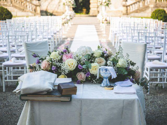 Il matrimonio di Marco e Aida a Imbersago, Lecco 11
