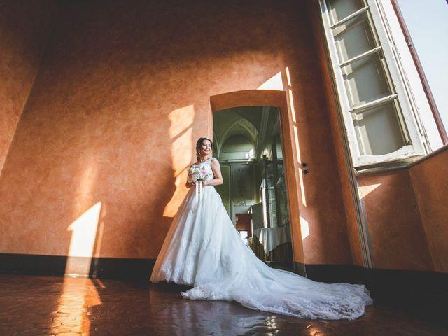 Il matrimonio di Marco e Aida a Imbersago, Lecco 15