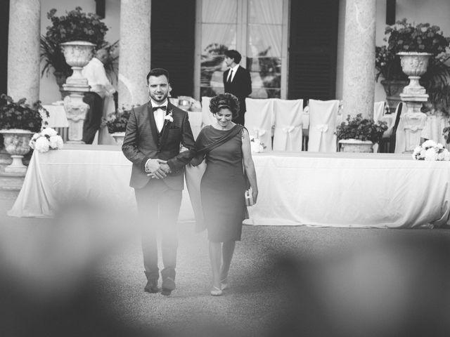 Il matrimonio di Marco e Aida a Imbersago, Lecco 16