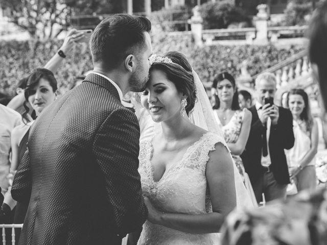 Il matrimonio di Marco e Aida a Imbersago, Lecco 19