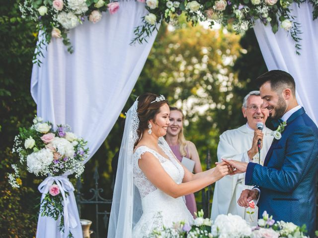 Il matrimonio di Marco e Aida a Imbersago, Lecco 22