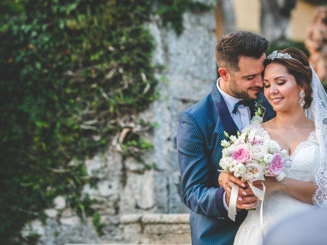 Il matrimonio di Marco e Aida a Imbersago, Lecco 26