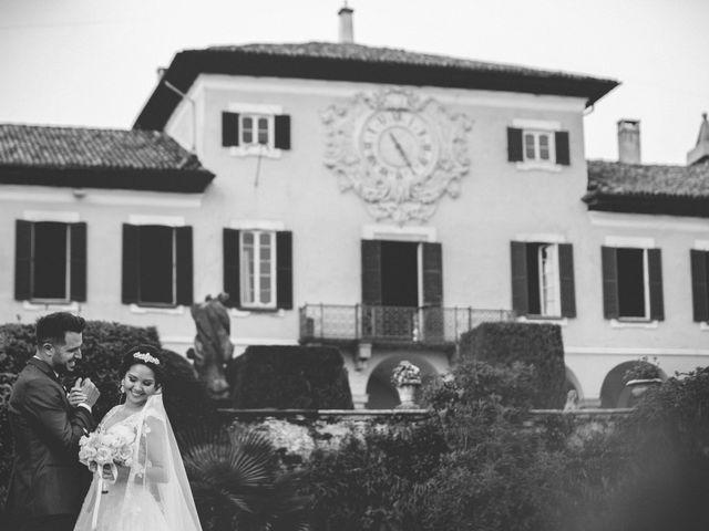 Il matrimonio di Marco e Aida a Imbersago, Lecco 27