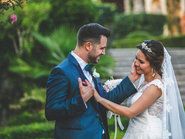 Il matrimonio di Marco e Aida a Imbersago, Lecco 28