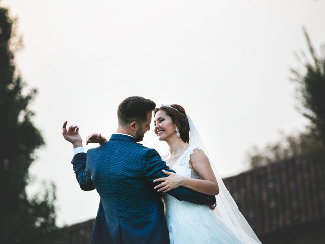 Il matrimonio di Marco e Aida a Imbersago, Lecco 31