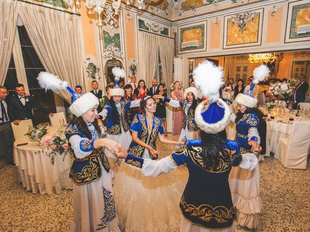 Il matrimonio di Marco e Aida a Imbersago, Lecco 35